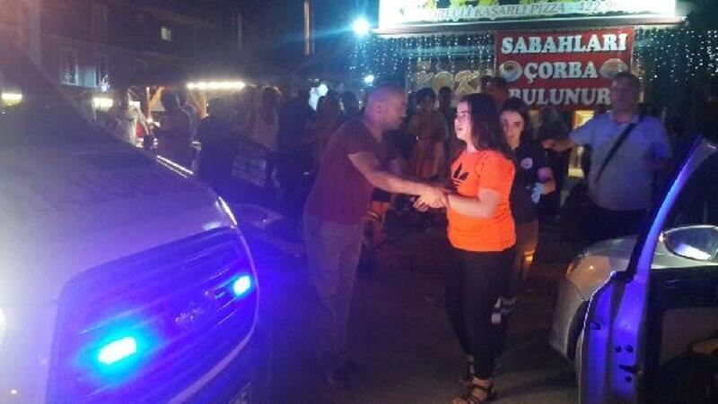 Kocaeli'de 2 otomobil kaza yaptı: 5 yaralı