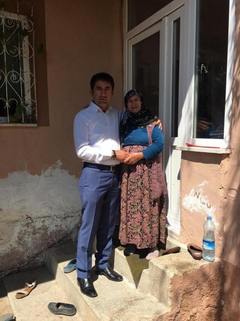 Zara Belediye Başkanı Çelik'ten mahalle ziyaretleri