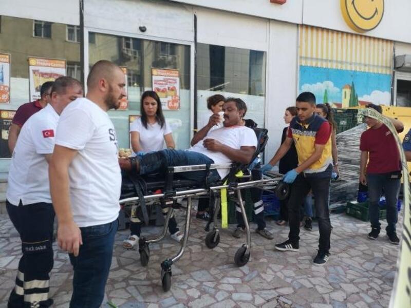 Ataşehir'de silahlı saldırı: 1 yaralı