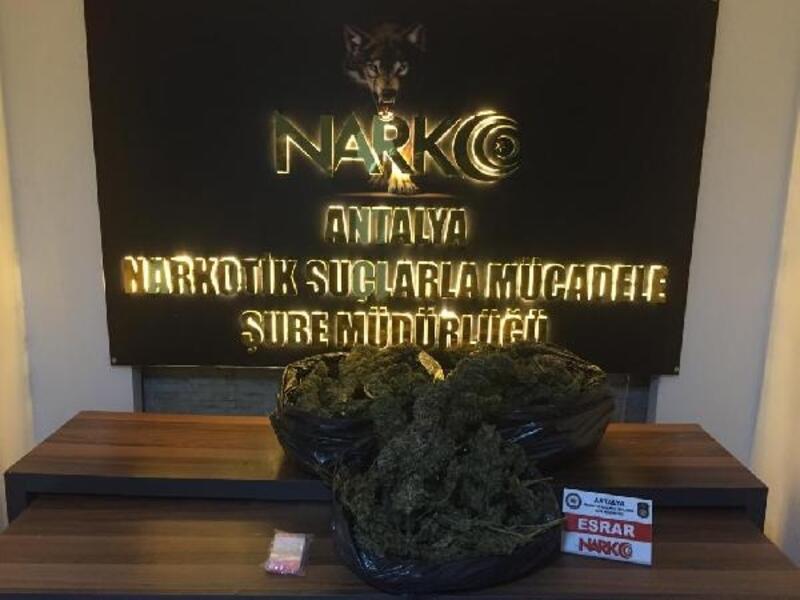 Uyuşturucudan tutuklandılar