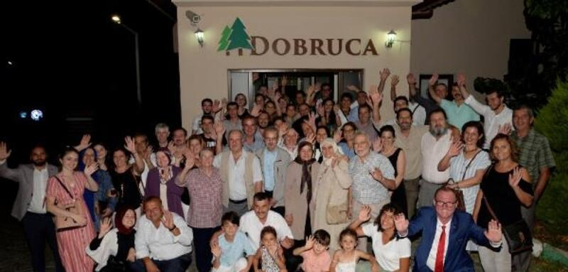 Dobrucalı ailesinin beş  kuşağı Bursa'da buluştu