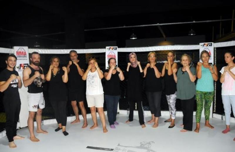 Yalovalı kadınlar ringe çıktı
