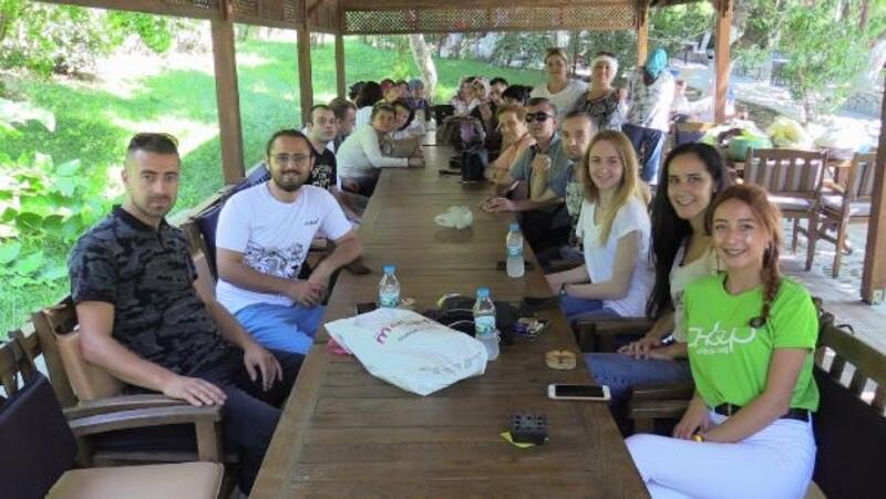 Bandırma'da engelliler piknikte buluştu