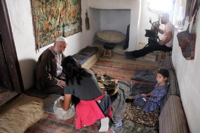 'Suveyda' filminin çekimleri Kayseri'de sürüyor