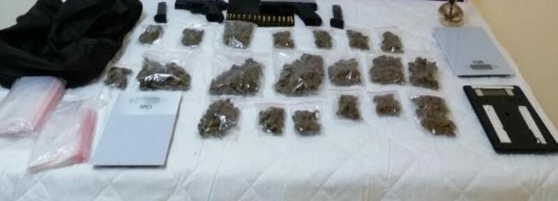 Dilovası'nda uyuşturucuya 2 gözaltı