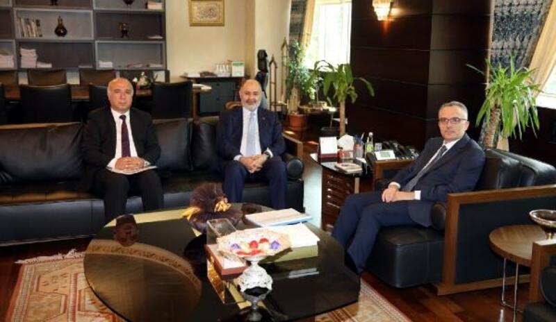 Niğde Ömer Halisdemir Üniversitesi Tıp Fakültesi Morfoloji binasına destek sözü