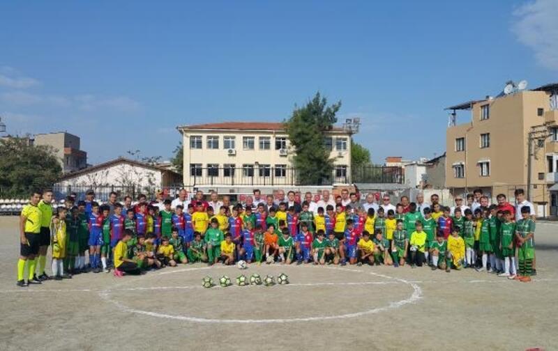 Bornova'da futbol festivali