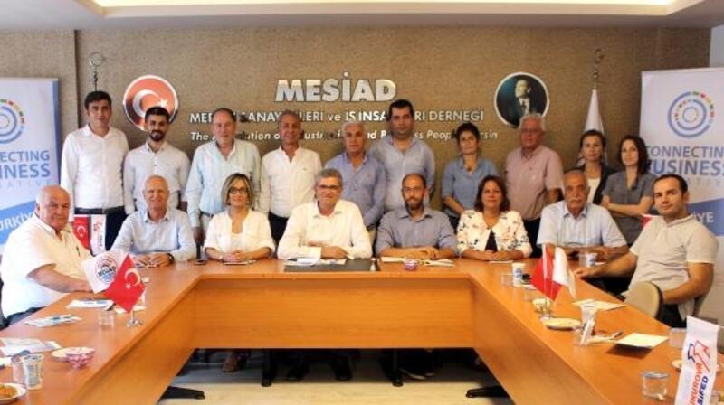 Mersin'de mülteci konusu ele alındı