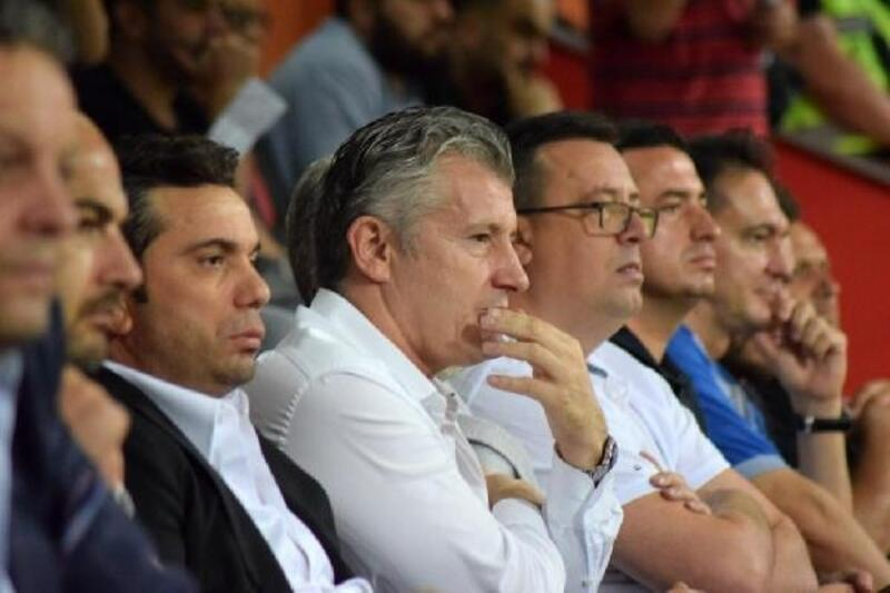 Hırvatistan Futbol Federasyonu Başkanı'ndan NK Çelik'e ziyaret