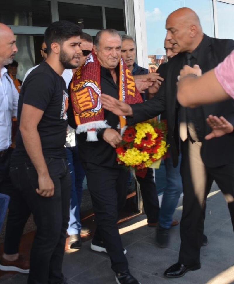 Galatasaray, Kayseri'ye geldi