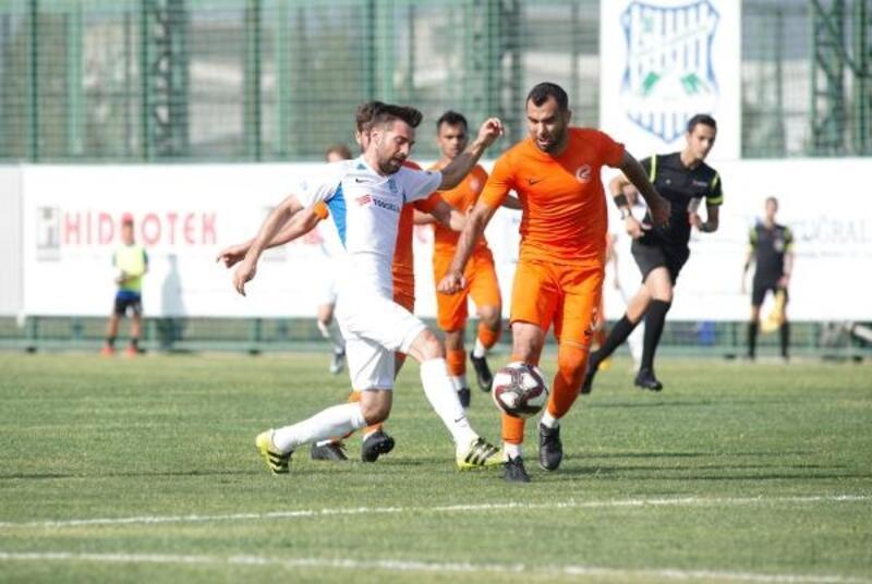 Ziraat Türkiye Kupası'nda Bursa Yıldırımspor, ikinci tura yükseldi