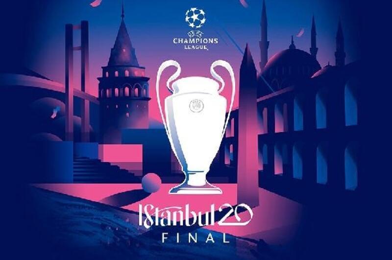 2020 Şampiyonlar Ligi Finali'nin logosu belli oldu