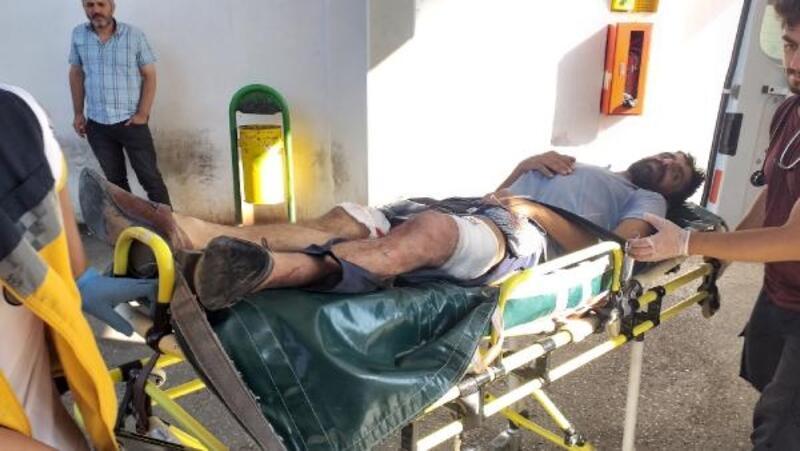 '20 liralık borç' kavgasında bıçaklanıp, ağır yaralandı