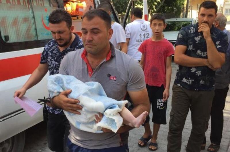 3 aylık Suriyeli bebek, beşiğinde ölü bulundu