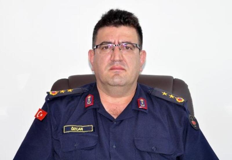 Manavgat Jandarma Komutanı göreve başladı