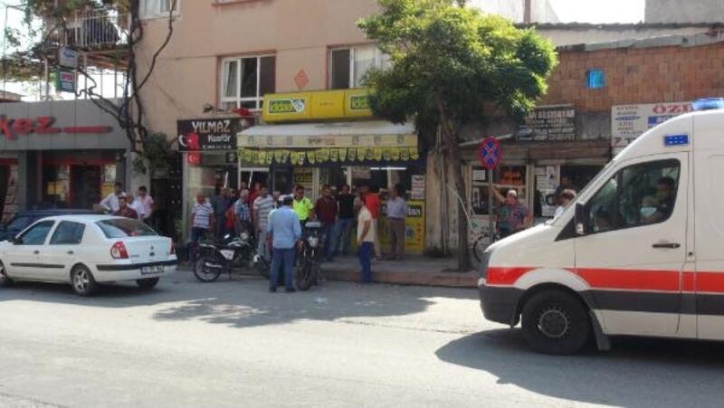Hatay'da trafik kazası, 1 yaralı
