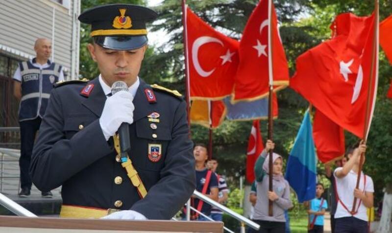 Gölbaşı'nda 30 Ağustos Zafer Bayramı kutlandı
