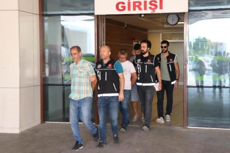 Edirne'de uyuşturucu operasyonu: 3 gözaltı