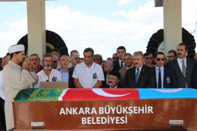 Tarihçi Mustafa Kafalı, son yolculuğuna uğurlandı