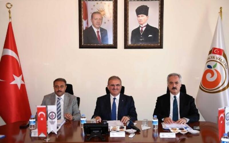 BAKA Yönetim Kurulu Antalya'da toplandı