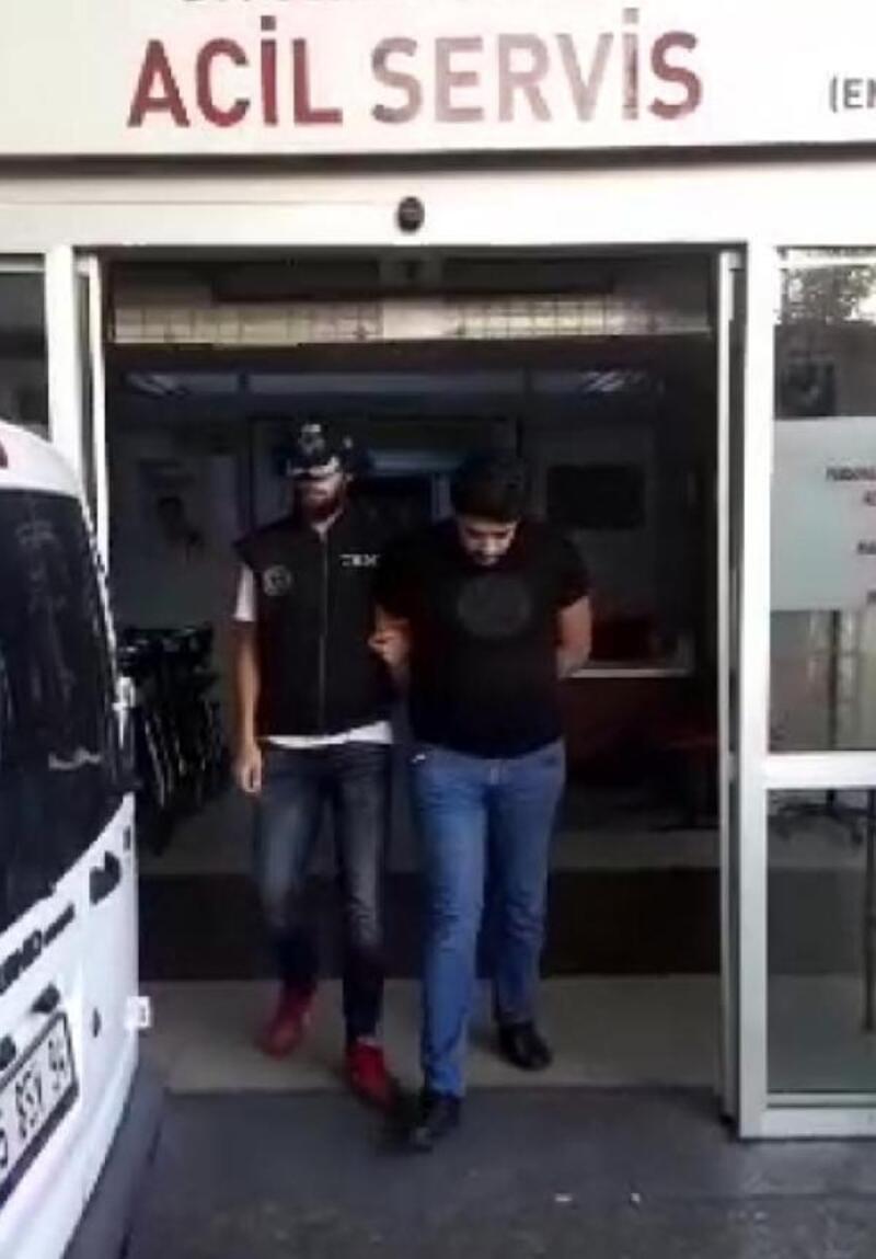 DEAŞ operasyonunda 6 Suriyeli gözaltına alındı