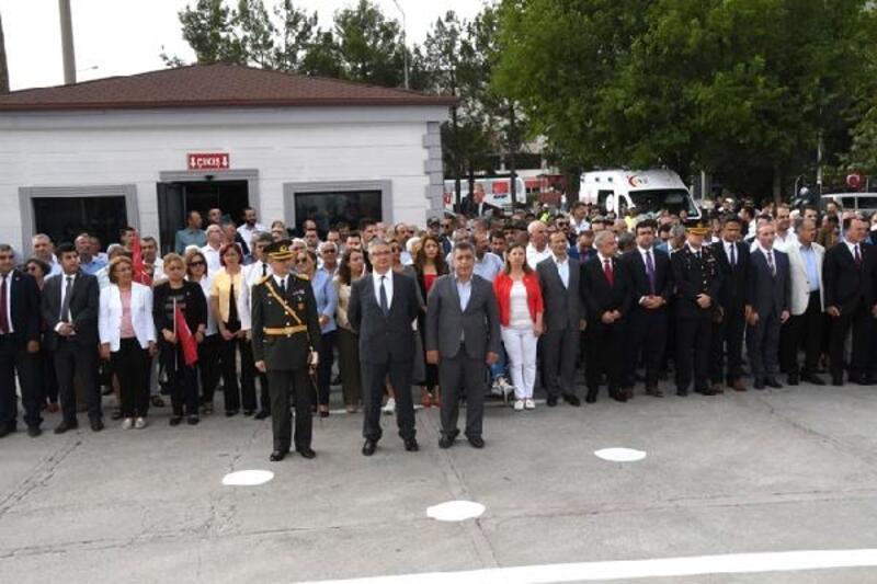 Adıyaman'da 30 Ağustos Zafer Bayramı kutlandı