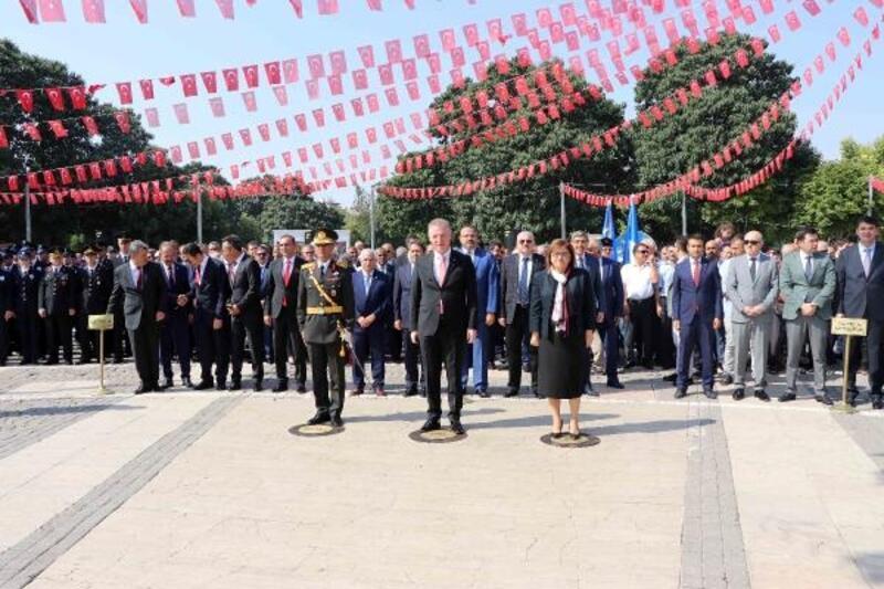 Gaziantep'te 30 Ağustos coşkusu