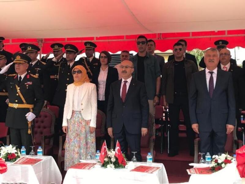 Adana'da Zafer Bayramı kutlandı