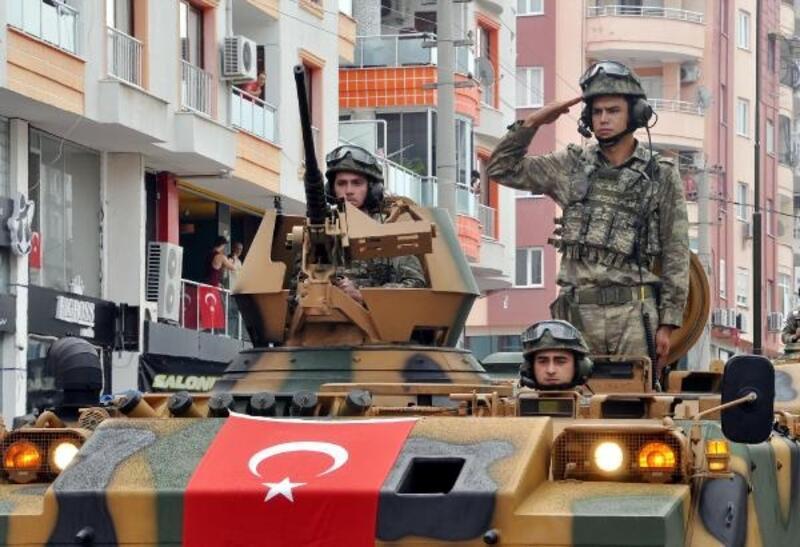 Osmaniye'de zaferin 97'nci yıl dönümü törenlerle kutlandı