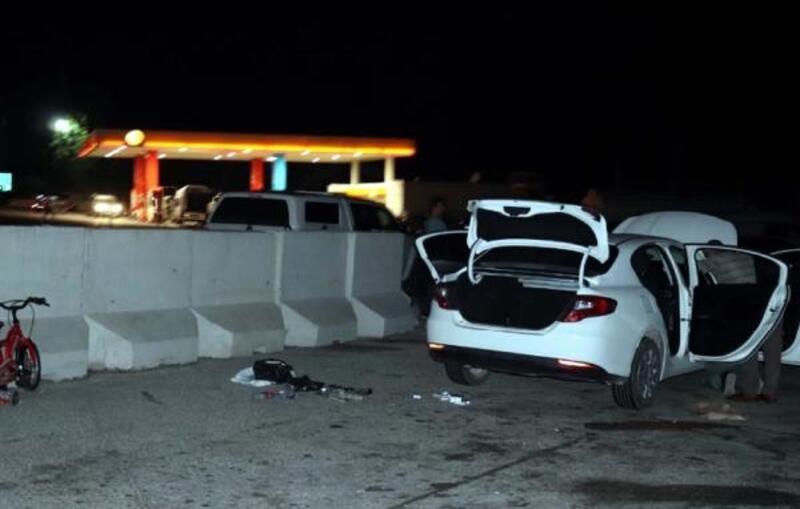 Osmaniye'de durdurulan otomobilden patlayıcı çıktı