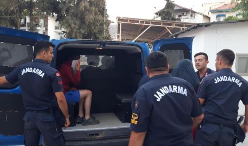 Göçmen kaçırma hazırlığı yaparken yakalandılar