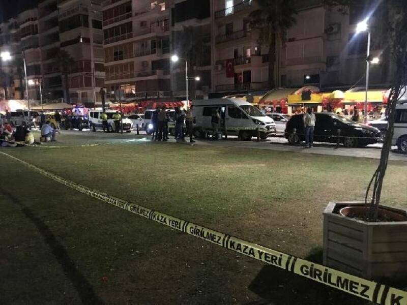 Kordonboyu'nda silahlı kavga: 1 yaralı