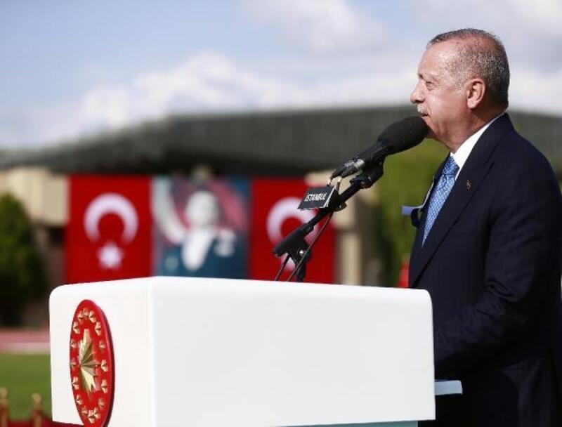 Cumhurbaşkanı Erdoğan: Güvenli bölgeyle ilgili çok fazla zamanımız ve sabrımız yok