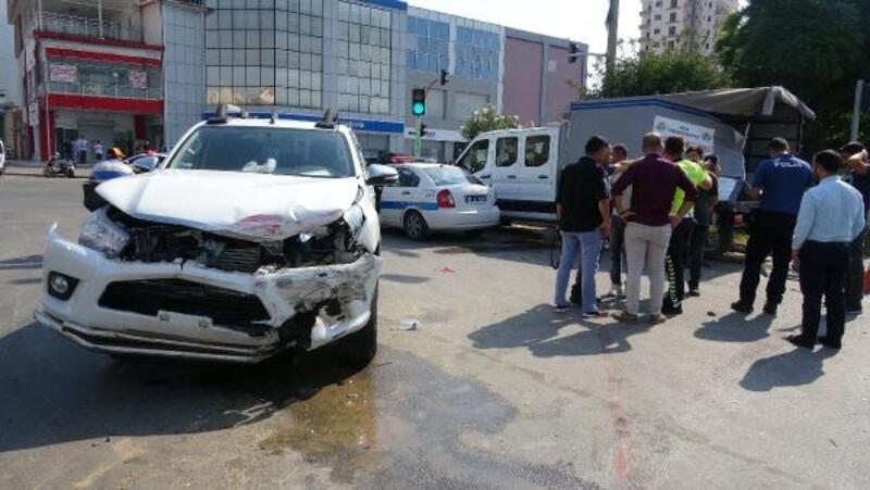 Kaza yerine giden itfaiye ekibi kaza yaptı: 5 yaralı