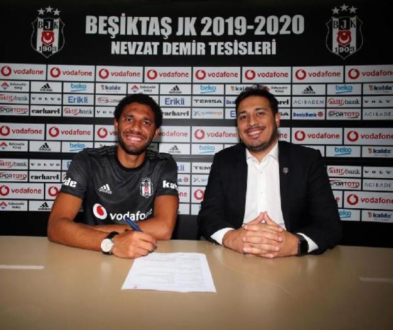 Mohamed Elneny resmen Beşiktaş'ta