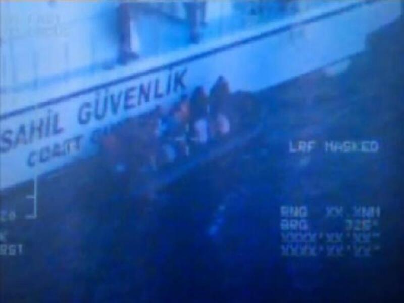 Göçmenlerin kaçak geçişini mobil radar önledi