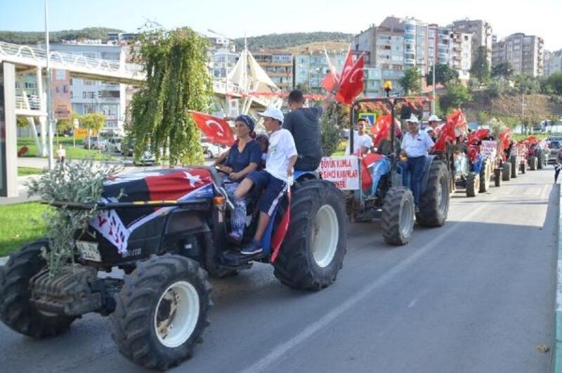 5. Uluslararası Gemlik Zeytin Festivali başladı