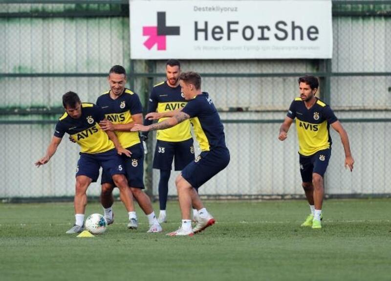 Fenerbahçe, Trabzonspor maçı hazırlıklarını tamamladı