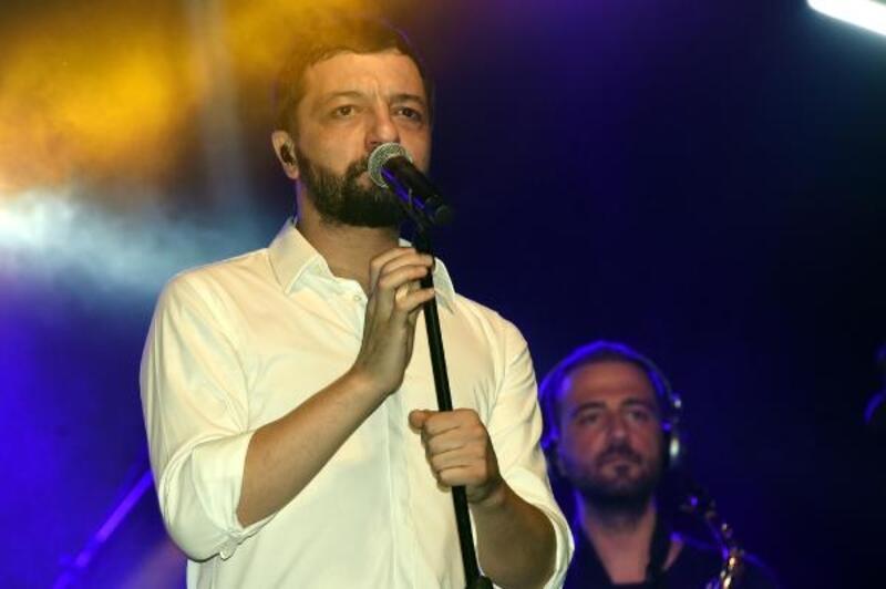 Tarsus'ta Mehmet Erdem coşkusu