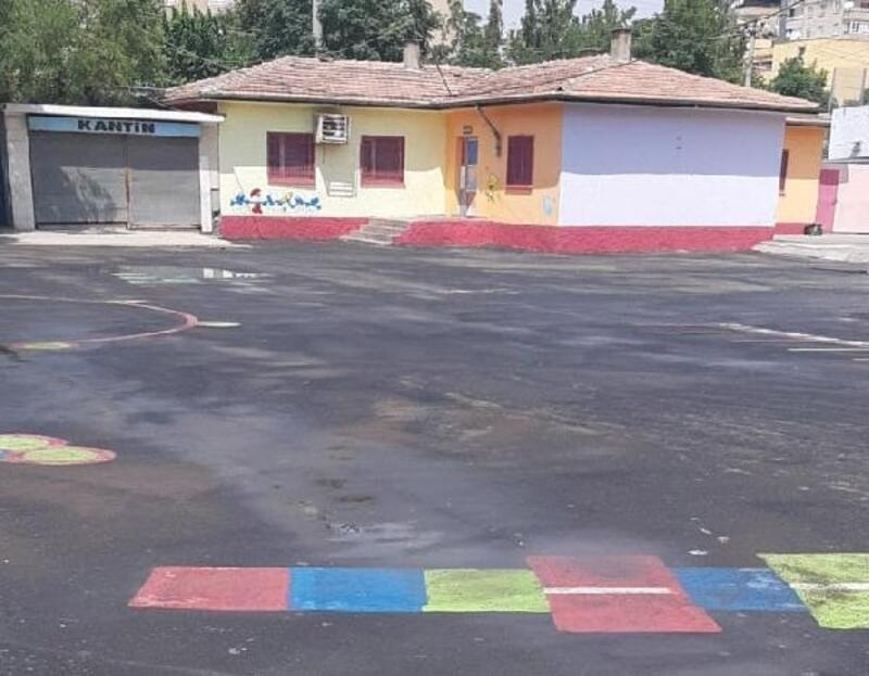 Bağlar Belediyesi'nden okullarda temizlik