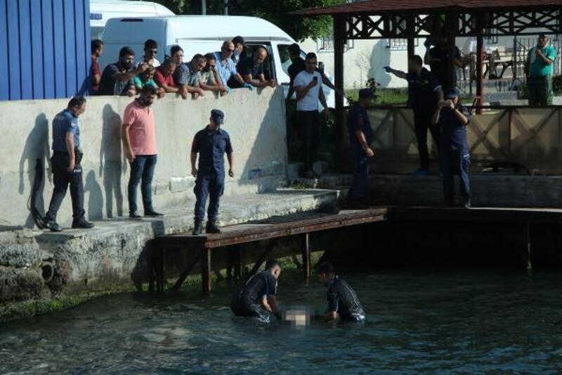 Sarıyer'de denizde ceset bulundu