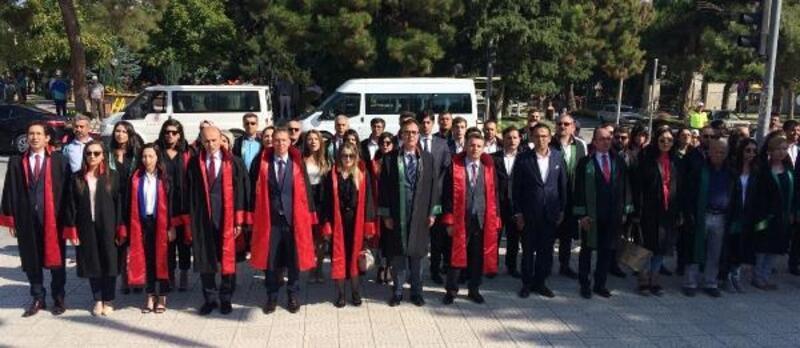 Burdur'da adli yıl başladı