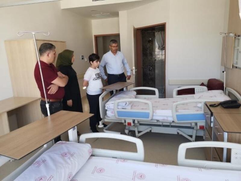 Suşehri'nde yeni hastane hizmete açıldı