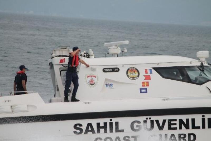 Bursa'da denizde ceset bulundu