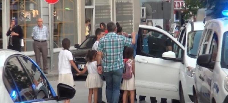 Anneleri öldürülen 5 çocuk koruma altına alındı