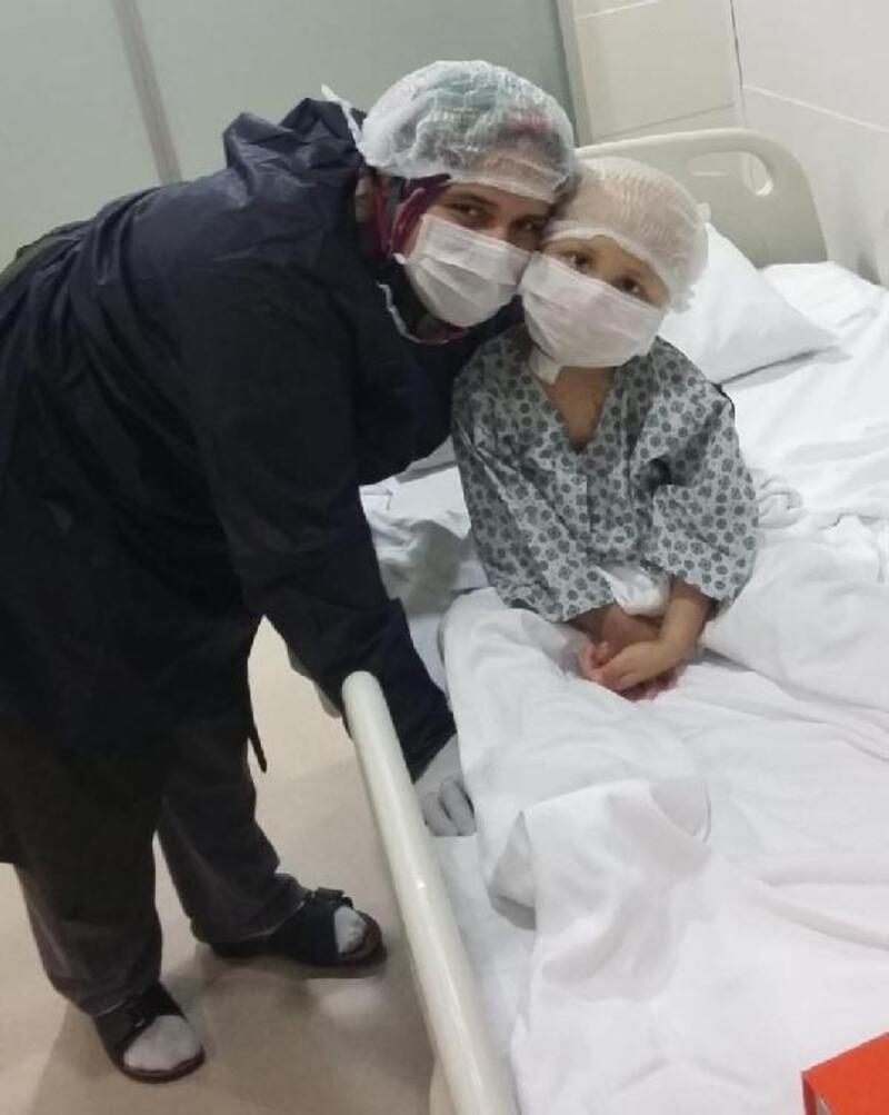 Lösemi hastası Nursima, hayata tutunamadı