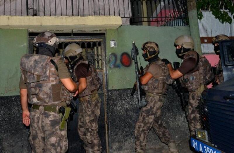 Adana'da PKK operasyonu: 7 gözaltı