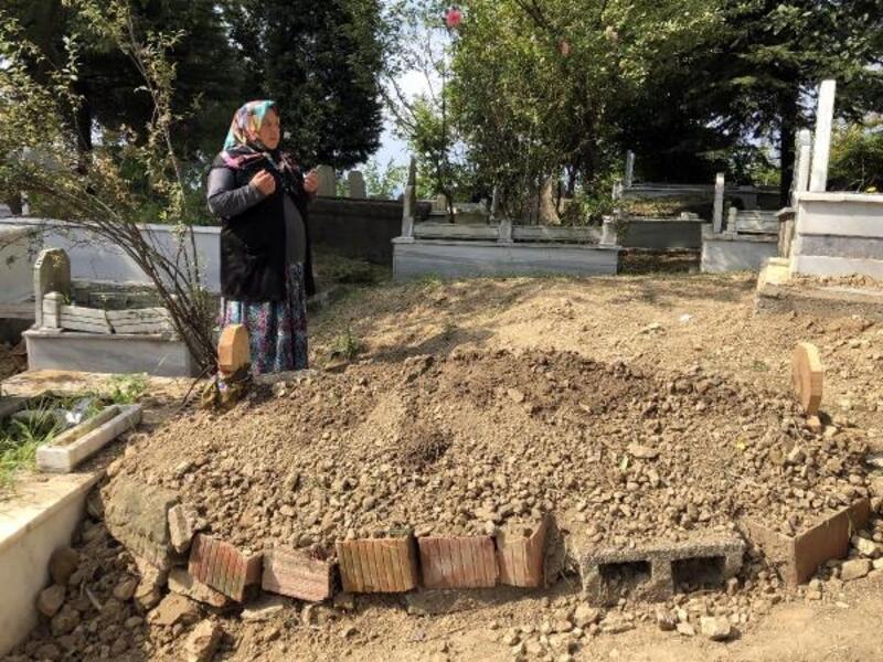 Aybüke bebek ve annesi aynı mezarlıkta toprağa verildi