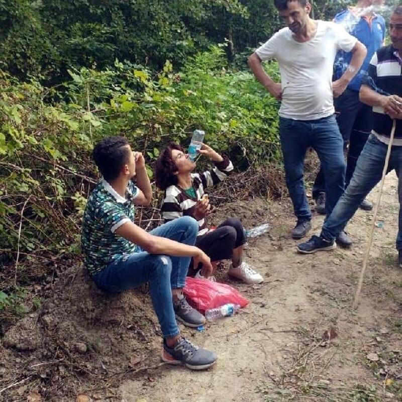 İki gündür kayıp kadın, ormanlık alanda bulundu