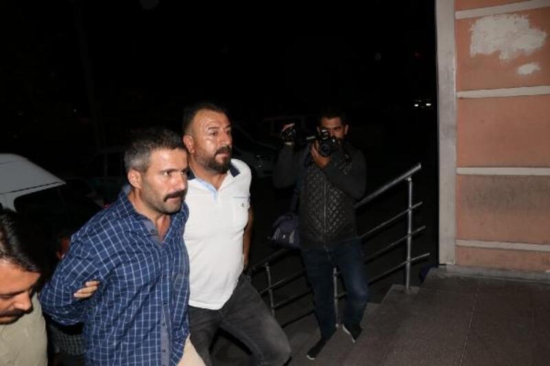 Ankara'da yakalanan katil zanlısı koca Niğde'ye getirildi